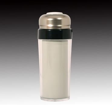 銀灰釉隔熱杯