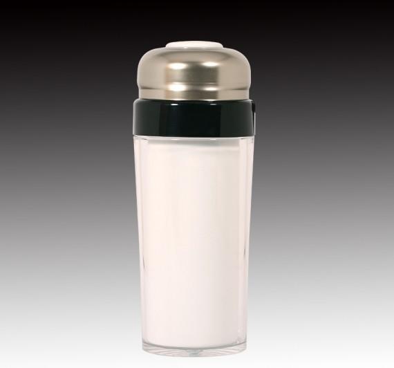 甜白釉隔熱杯