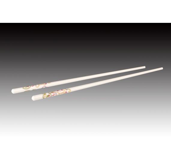鋯石瓷筷-西洋蓮