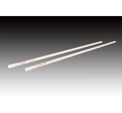 鋯石瓷筷-牡丹